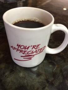 You're Appreciated Mug