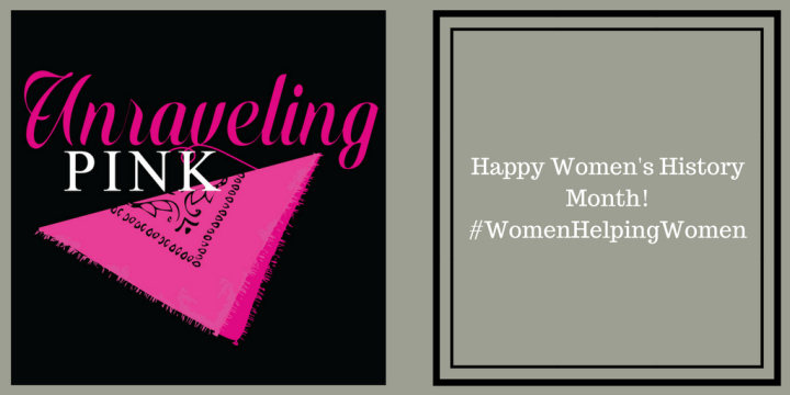 Womens History Month canva